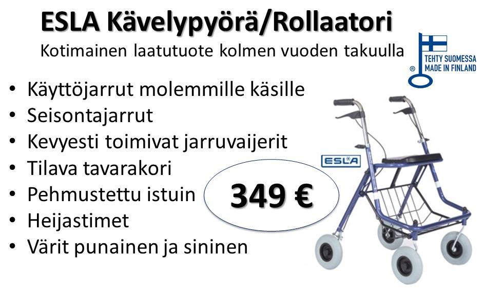 ESLA ATV